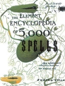 The Element Encyclopedia of 5000 Spells