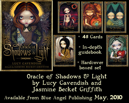 Oracle of Shadows & Light by Lucy Cavendish and Jasmine Becket Griffith