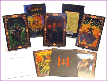 Power of the Runes Card Deck